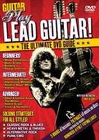 Guitar World: Play Lead Guitar! DVD