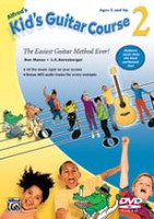 Alfred's Kid's Guitar Course 2 DVD
