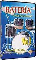 Bateria Vol. 1 DVD