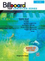 Billboard Top Christian Songs  - Easy Piano
