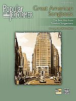 Popular Performer Great American Songbook