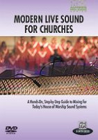 Modern Live Sound for Churches DVD