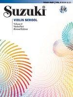 Suzuki Violin School Violin Part & CD, Volume 2