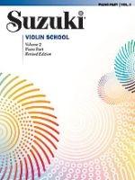 Suzuki Violin School Piano Acc., Volume 2