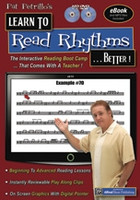 Pat Petrillos Learn to Read Rhythms - Better