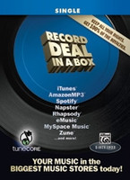 Record Deal in a Box: Single Edition