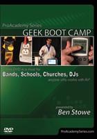 Pro Academy Series: Geek Boot Camp DVD