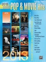 2013 Greatest Pop & Movie Hits - Piano/Vocal/Guitar