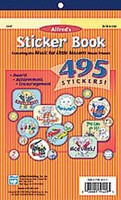 Music for Little Mozarts: Sticker Book
