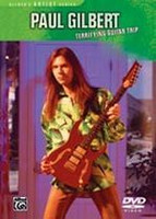 Paul Gilbert - Terrifying Guitar Trip DVD