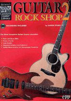 Guitar Rock Shop 2 (book + CD)