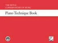 The Royal Conservatory of Music Piano Technique Book, 2008 Edition RCT