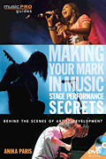 Making Your Mark in Music: Stage Performance Secrets