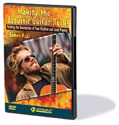 Making The Acoustic Guitar Rock! DVD