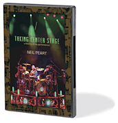 Neil Peart - Taking Center Stage DVD
