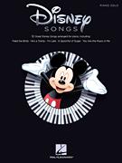 Disney Songs - Piano Solo Songbook