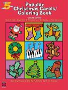 Popular Christmas Carols Coloring Book
