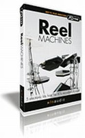 Reel Machines Addictive Drums ADpak CD-ROM