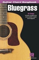 Bluegrass - Guitar Chord Songbook