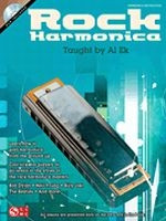 Rock Harmonica - Book & DVD