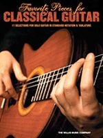Favorite Pieces for Classical Guitar