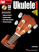 FastTrack Ukulele Method - Book 1