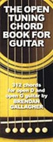 The Open Tuning Chord Book for Guitar