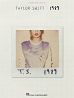 Taylor Swift - 1989  Piano/Vocal/Guitar Artist Songbook