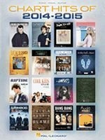 Chart Hits of 2014-2015 - Piano/Vocal/Guitar Songbook