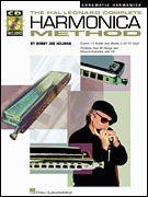 Hal Leonard Complete Harmonica Method - Chromatic Harmonica
