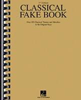 The Classical Fake Book, Second Edition