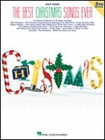 The Best Christmas Songs Ever - Fifth Edition, Easy Piano