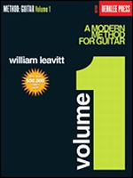 A Modern Method For Guitar, Volume 1 - Book Only