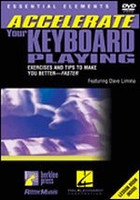 Accelerate Your Keyboard Playing DVD