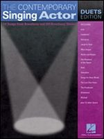The Contemporary Singing Actor - Duets Edition