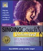Singing Coach Unlimited CD-ROM