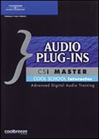 Audio Plug-Ins CSI Master CD-ROM