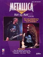 Metallica - Bass Riff by Riff, Volume 1