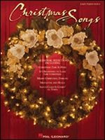 Christmas Songs - Easy Piano Songbook