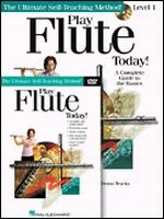 Play Flute Today!  Book/CD/DVD