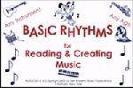 Basic Rhythms for Reading & Creating Music Flashcards