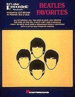 The Beatles - Hal Leonard Recorder Songbook