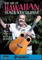 The Art of Hawaiian Slack Key Guitar DVD