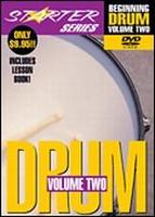 Beginning Drum Volume Two DVD - Starter Series