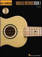 Hal Leonard Ukulele Method Book 1 (Book & CD)