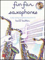 Fun For Saxophones