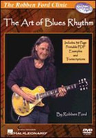 The Art of Blues Rhythm DVD - The Robben Ford Clinic