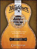 History of Washburn Guitars