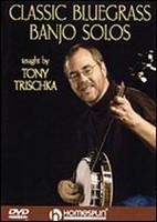 Classic Bluegrass Banjo Solos DVD