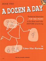 A Dozen A Day - Book 2 Book/CD Pack